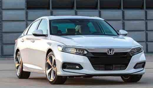 66 The 2020 Honda Accord Sedan Performance