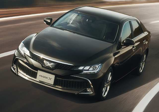 67 A 2019 Toyota Mark X Release