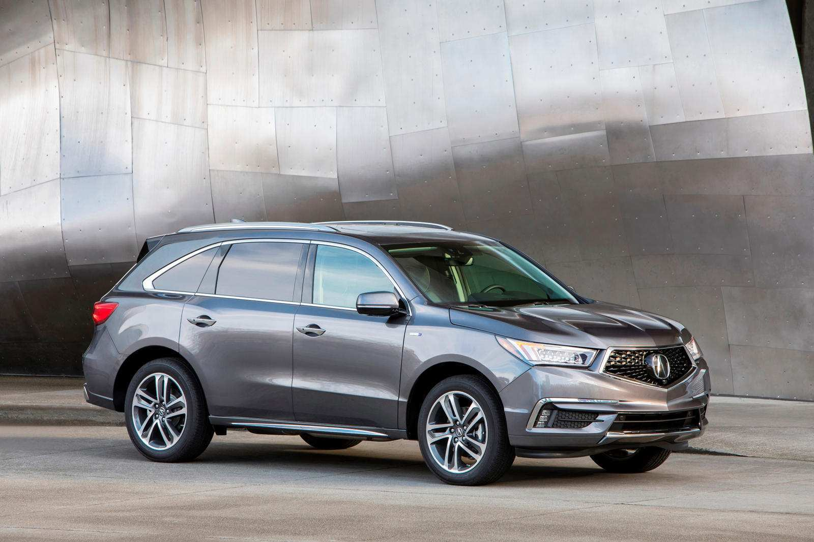 67 A Acura Mdx Changes For 2020 Wallpaper