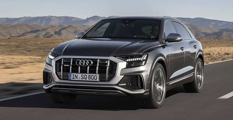 67 A Audi New Suv 2020 Images