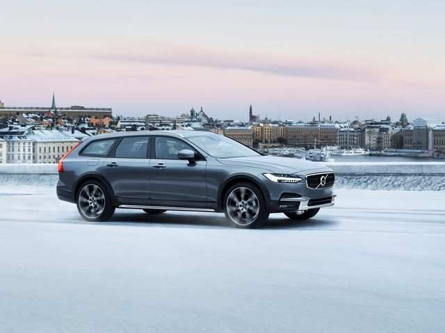 67 A Volvo V90 Cross Country 2020 Price And Release Date