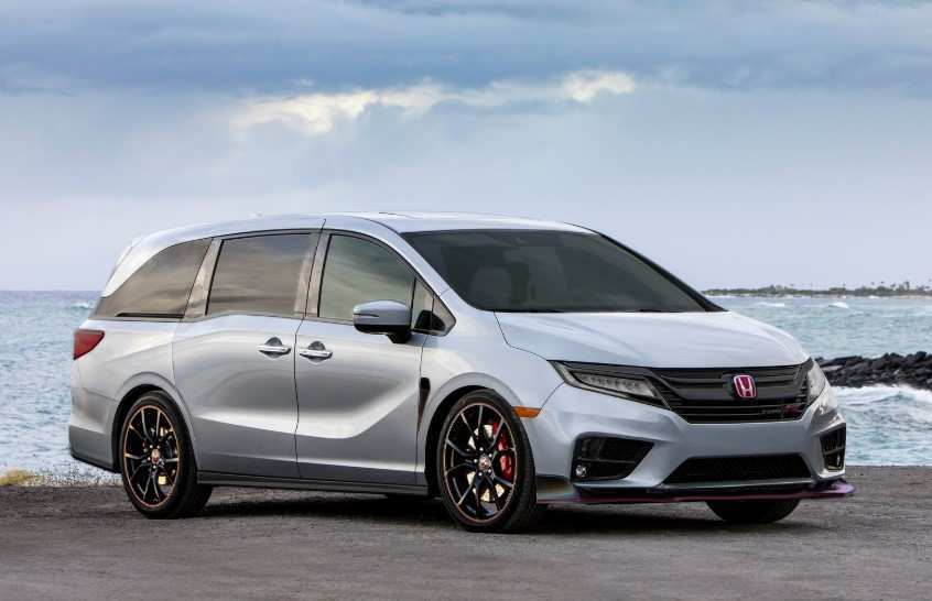 67 A When Will 2020 Honda Odyssey Come Out New Model And Performance