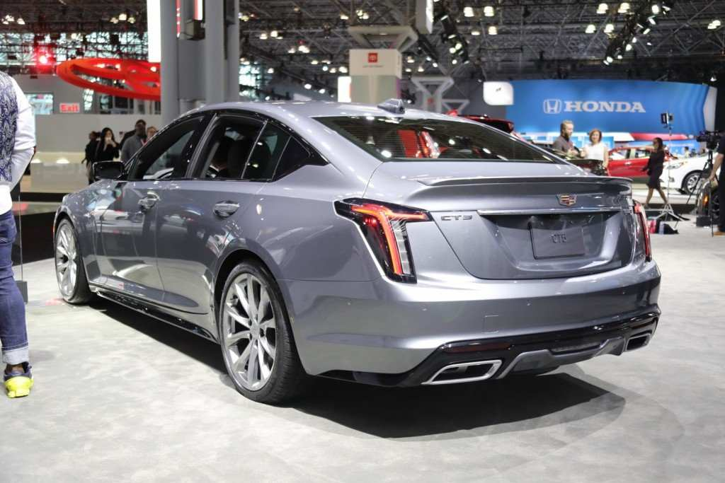 67 All New 2019 Cadillac Ct5 New Concept