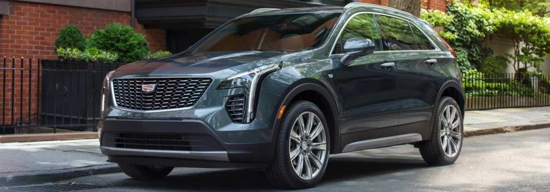 67 All New 2019 Cadillac St4 Model