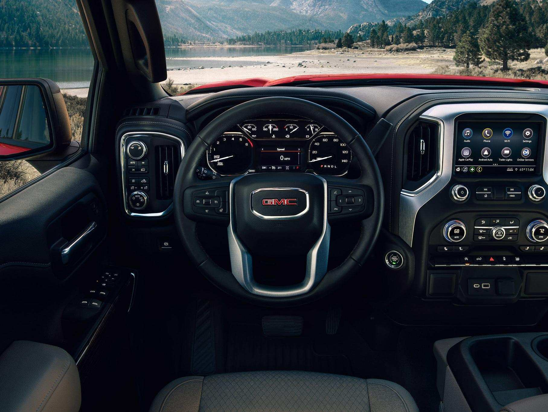 67 All New 2019 Gmc 1500 Interior Overview