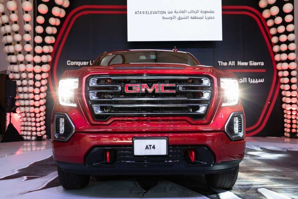 67 All New 2019 Gmc Regular Cab Redesign And Concept