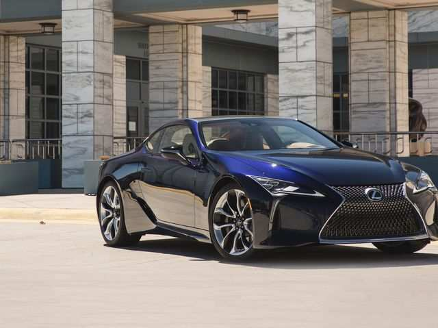 67 All New 2019 Lexus Vehicles First Drive