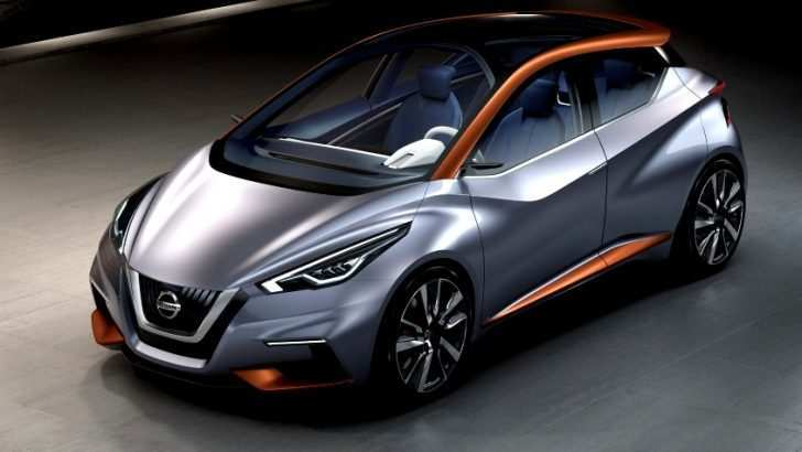67 All New 2019 Nissan Micra Exterior