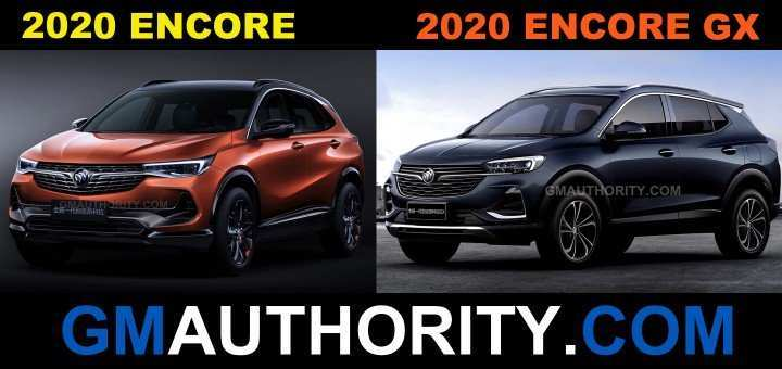 67 All New 2020 Buick Encore Reveal Overview