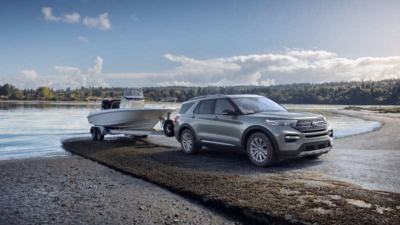 67 All New 2020 Ford Explorer Availability Exterior