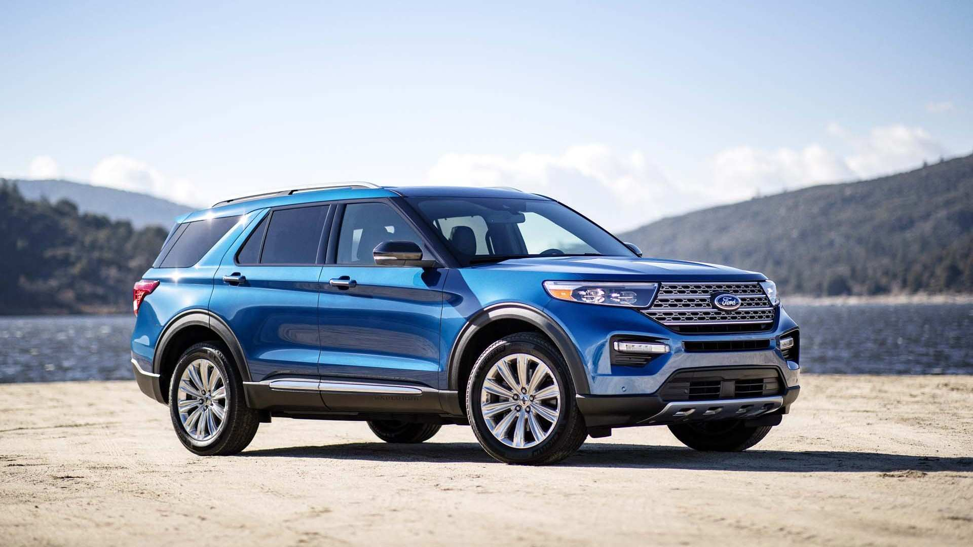 67 All New Price Of 2020 Ford Explorer Specs