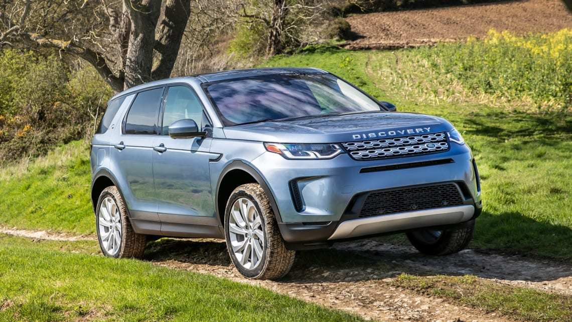 67 Best 2020 Land Rover Discovery Sport Spesification