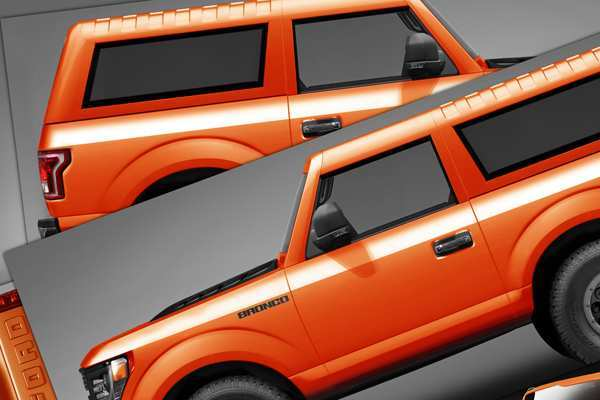 67 Best 2020 Orange Ford Bronco Price Design And Review