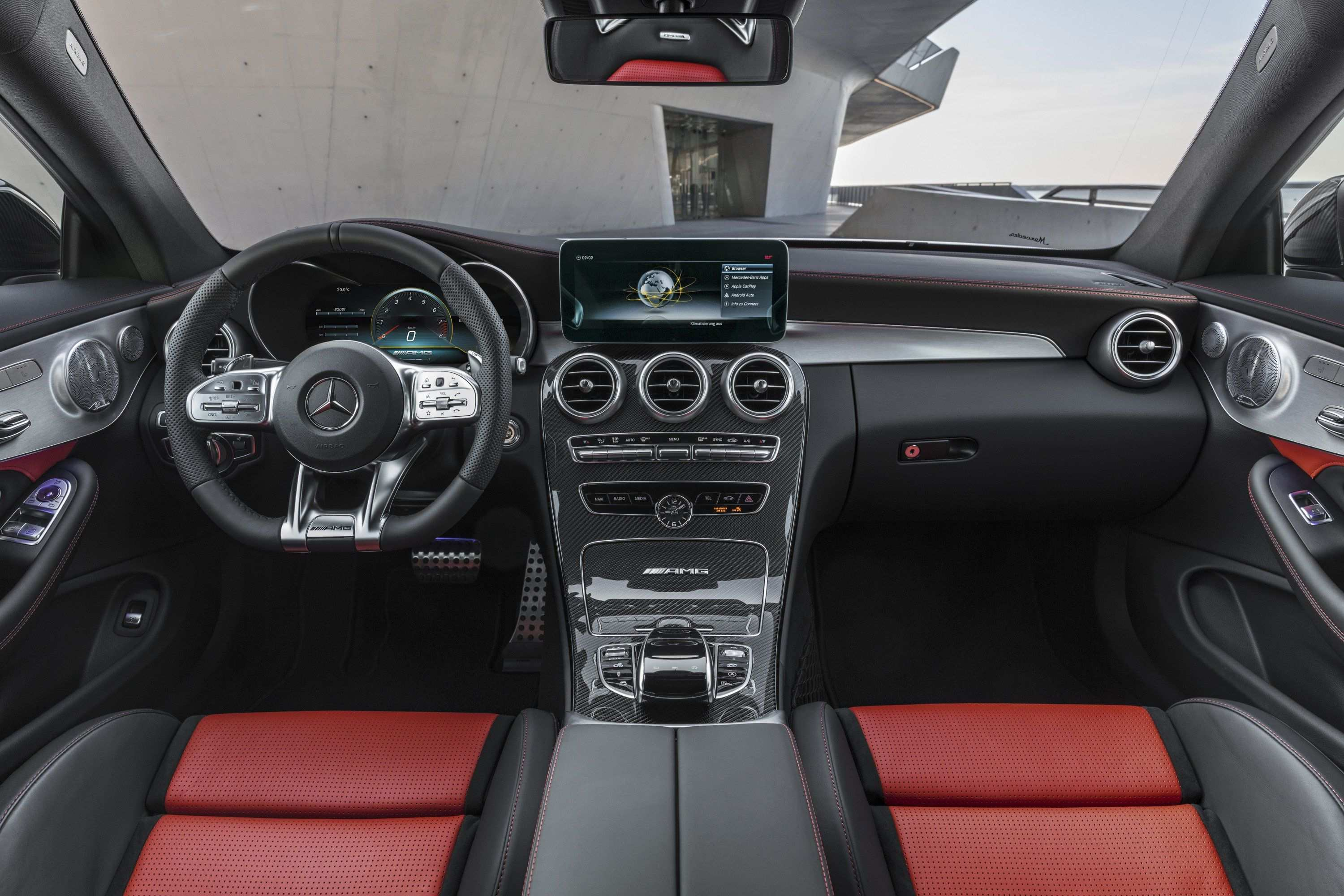 67 Best Mercedes C 2019 Interior Release Date
