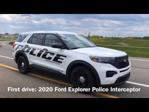 67 New 2020 Ford Police Interceptor Concept And Review