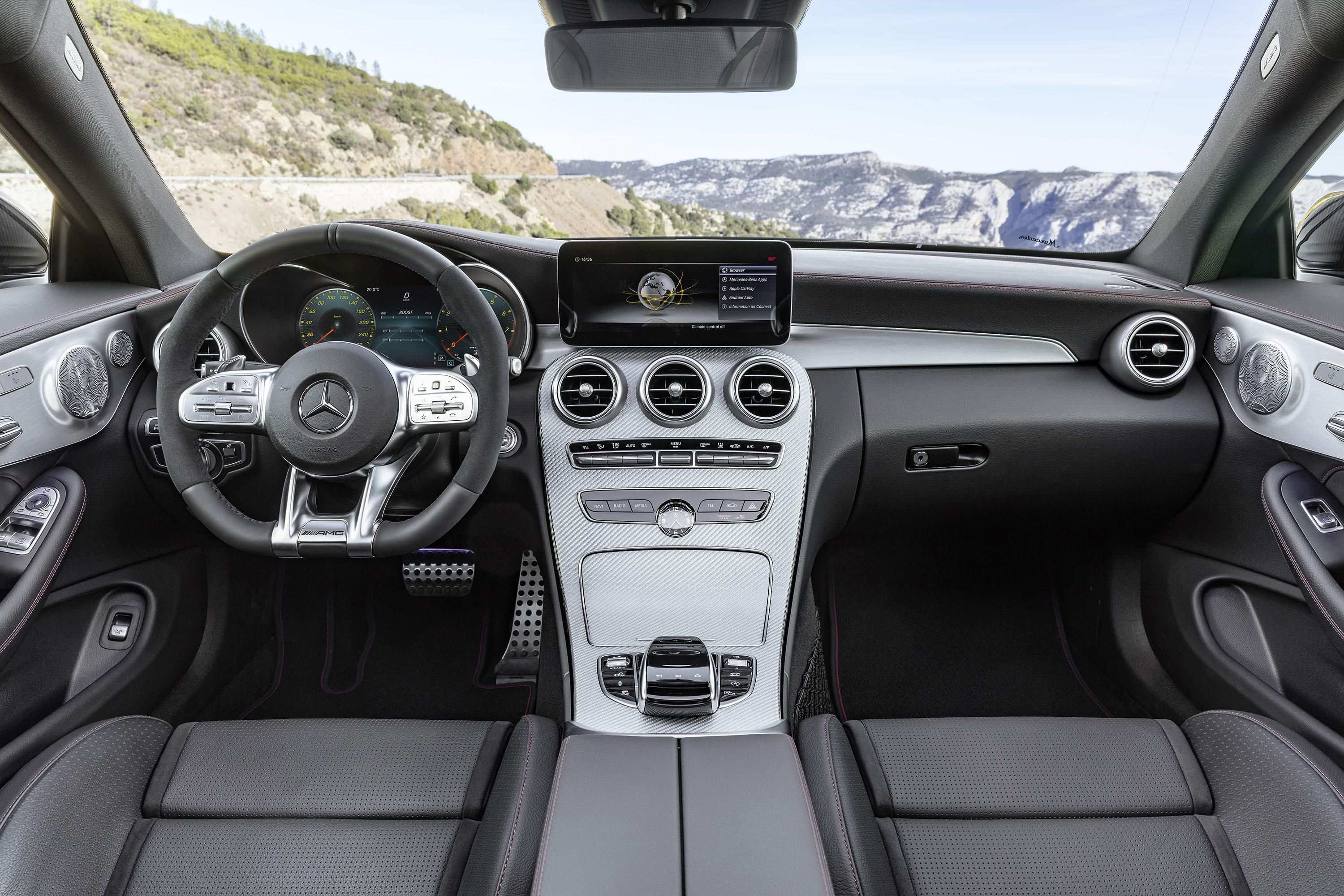 67 New Mercedes C 2019 Interior Release