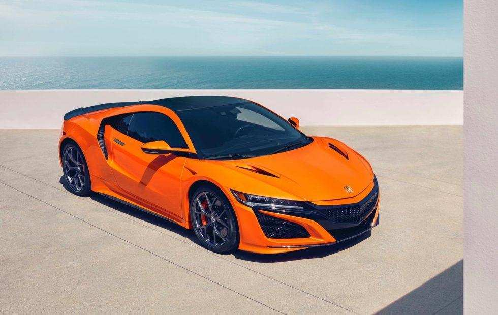 67 The 2019 Acura Nsx Horsepower First Drive