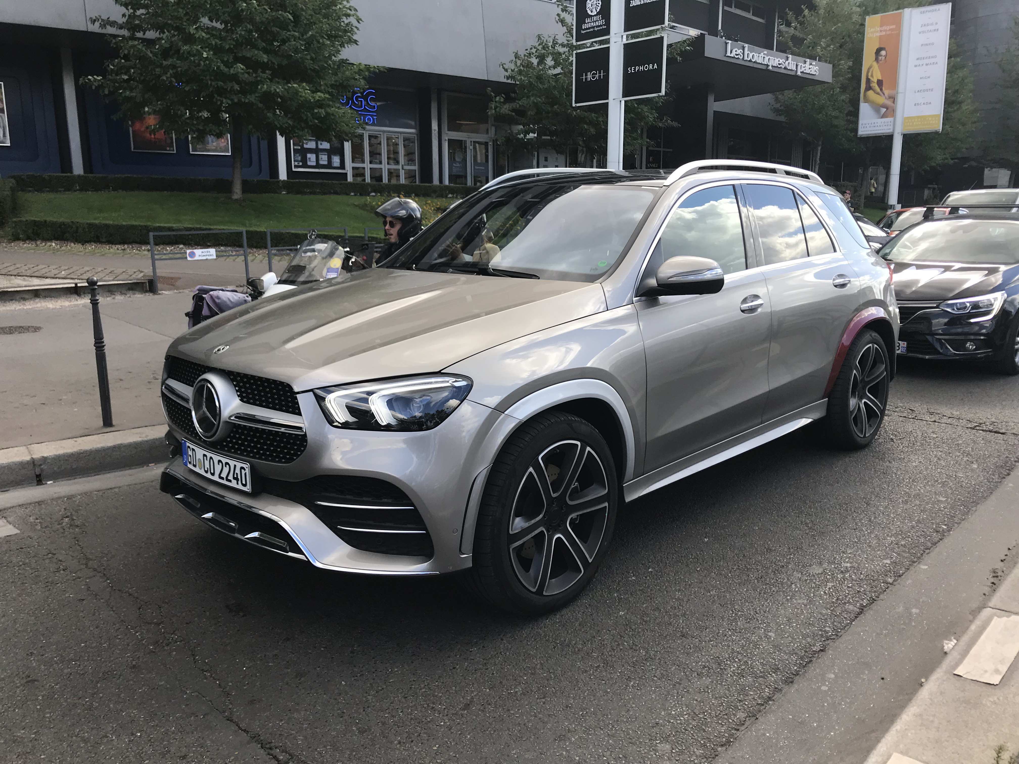 67 The 2019 Mercedes Gle Performance