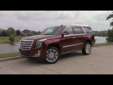 67 The 2020 Cadillac Escalade Video Release