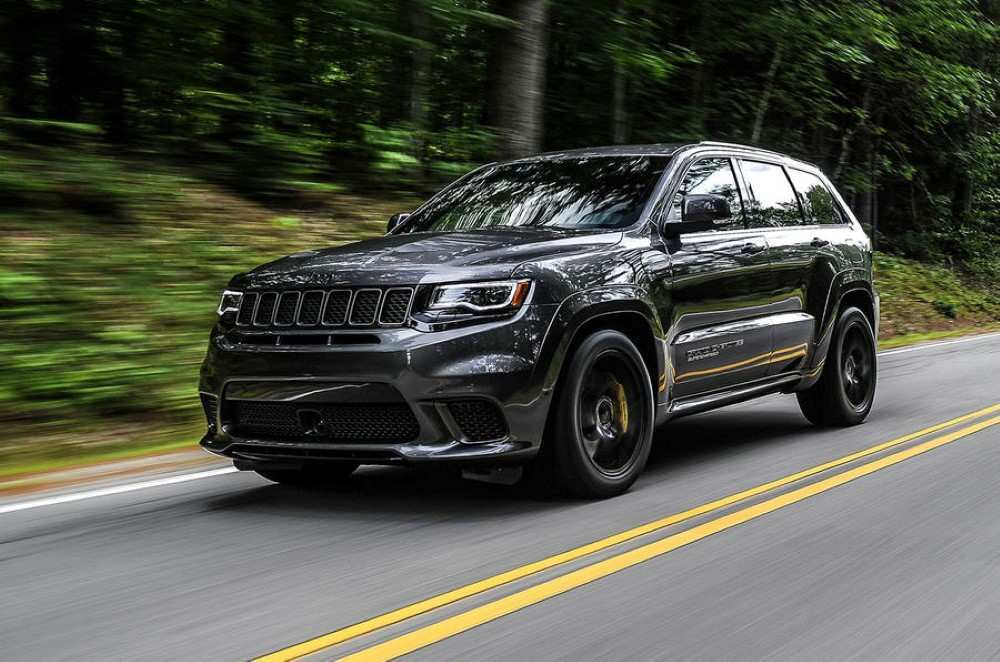 67 The 2020 Jeep Trackhawk Configurations