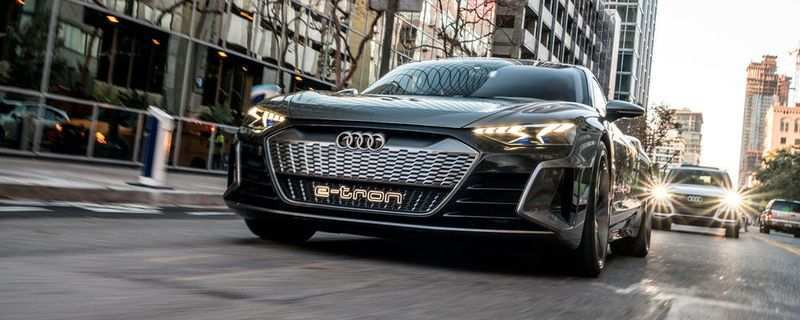 67 The Audi Zukunft 2020 Concept And Review