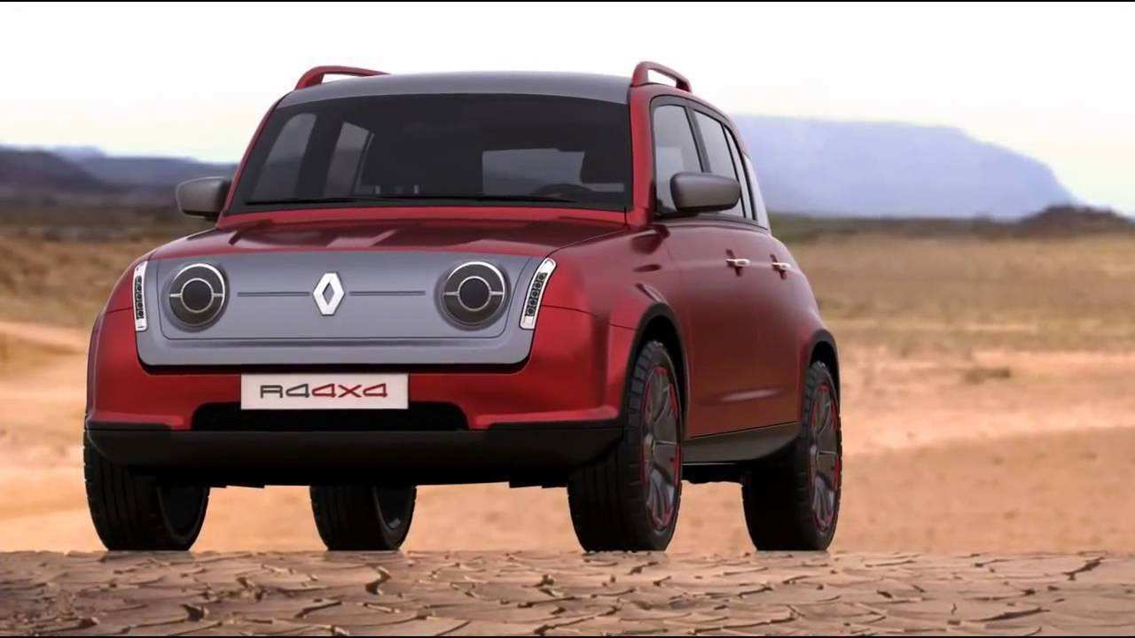 67 The Best New 2019 Renault 4 Price