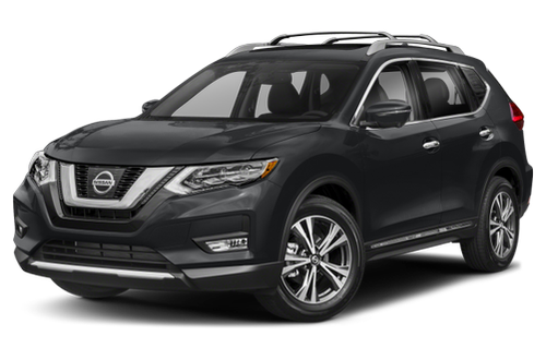 68 A 2019 Nissan Rogue Engine Speed Test