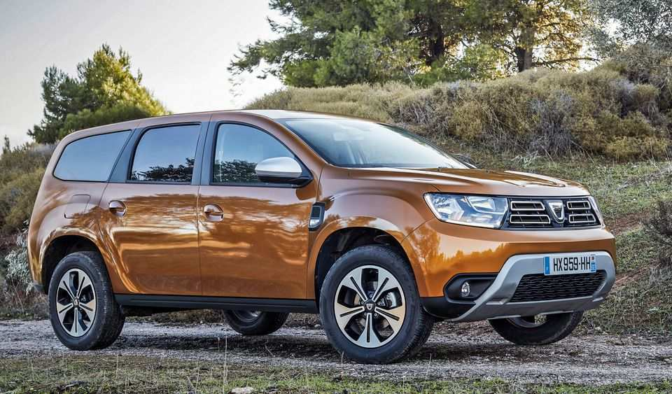 68 A Futur Dacia 2020 Spy Shoot