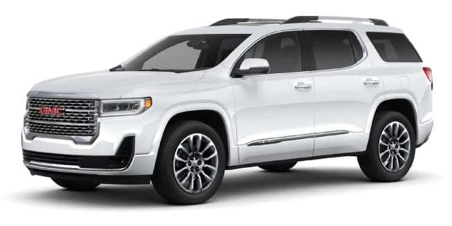 68 A New Gmc Acadia 2020 Performance And New Engine