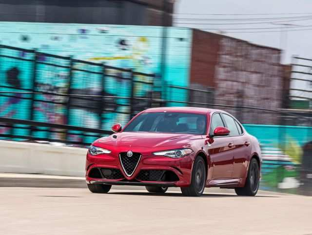 68 All New 2019 Alfa Quadrifoglio Wallpaper