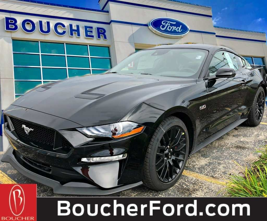 68 All New 2019 Ford Mustang Gt Premium Model