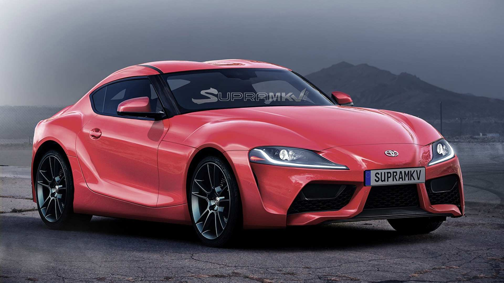 68 All New 2019 Toyota Supra Estimated Price Concept And Review