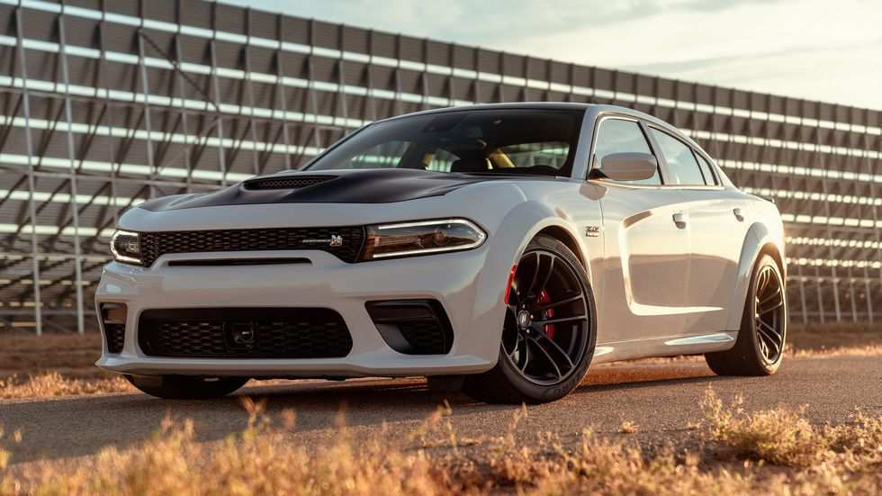 68 All New 2020 Dodge Charger Scat Pack Widebody Redesign And Review