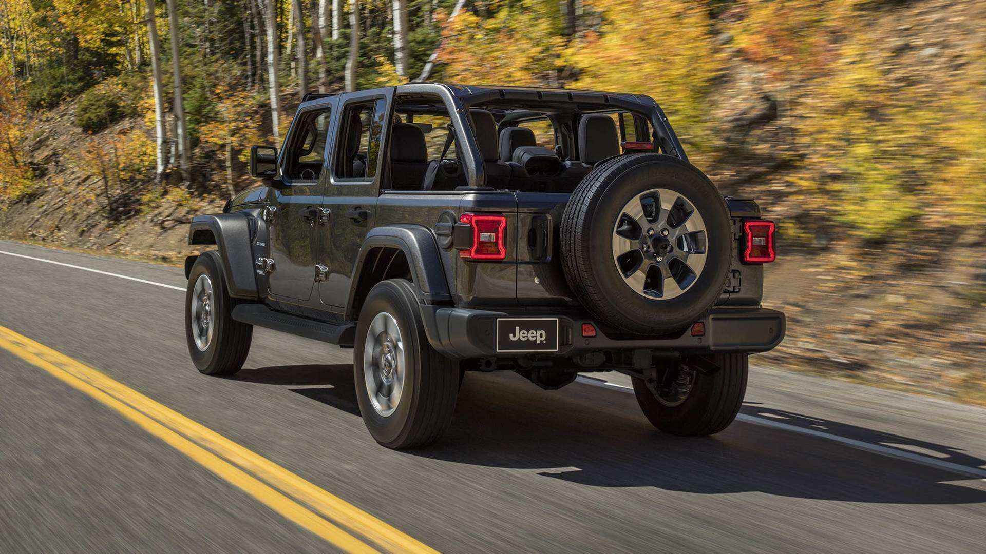 68 All New 2020 Jeep Hybrid Specs