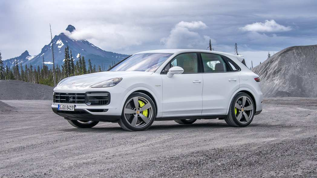 68 All New 2020 Porsche Cayenne Release Date