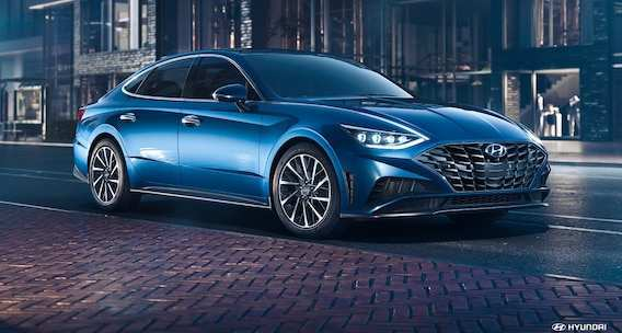 68 All New Hyundai Sonata 2020 Release Date Reviews