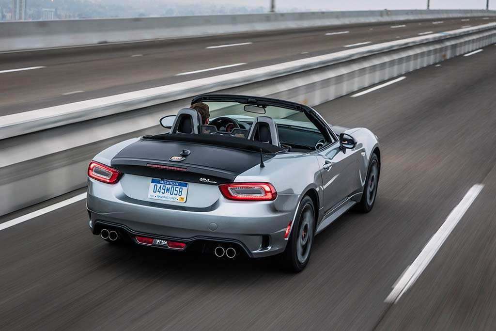 68 Best 2019 Fiat Abarth 124 Spider New Review