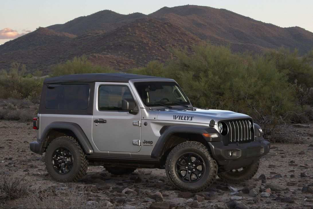68 Best Jeep Rubicon 2020 Price Spesification