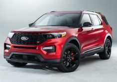 Price Of 2020 Ford Explorer