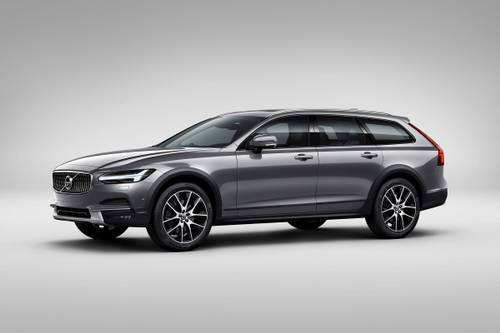 68 New Volvo V90 Cross Country 2020 Interior