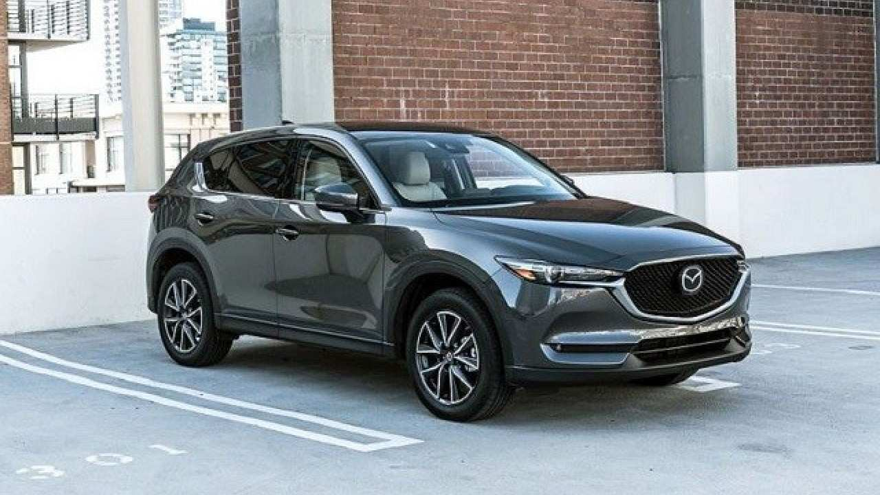 68 New When Will 2020 Mazda Cx 5 Be Released Performance And New Engine