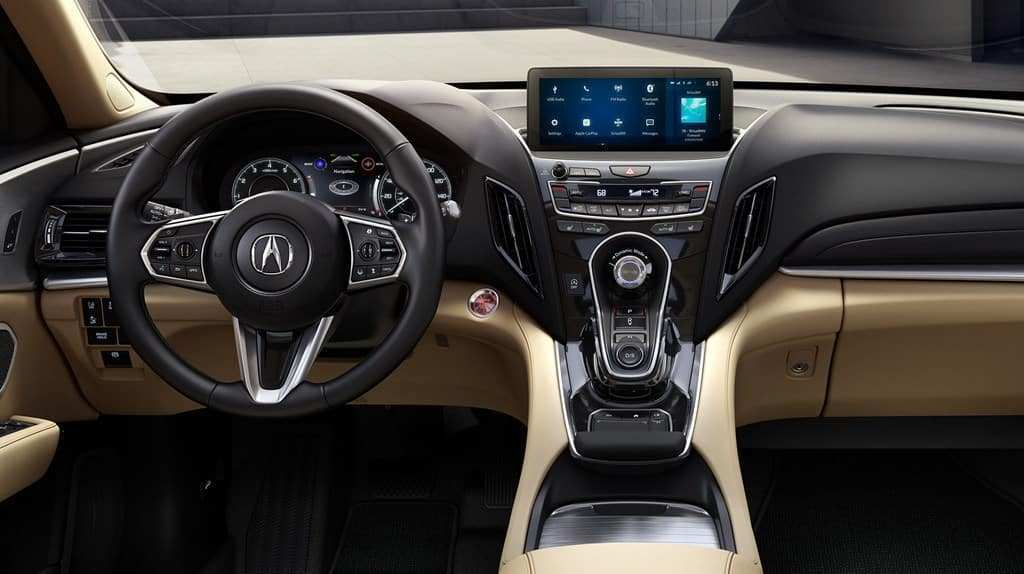 68 The 2019 Acura Rdx Preview Rumors