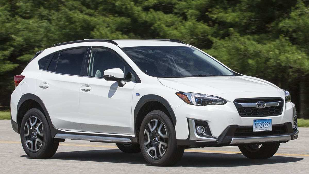 68 The 2019 Subaru Price Spy Shoot