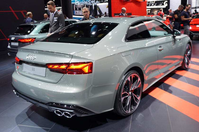 68 The 2020 Audi S5 Release Date And Concept