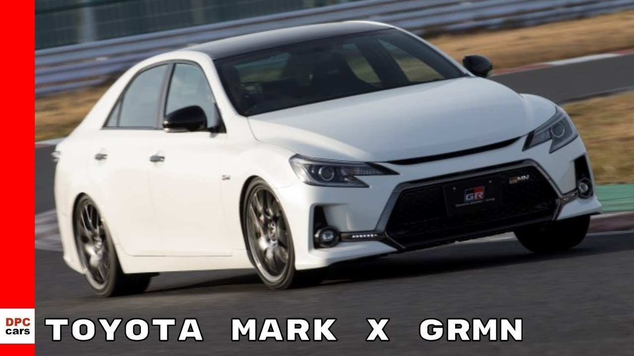 68 The Best 2019 Toyota Mark X Images