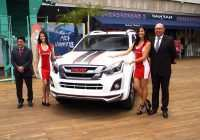 68 The Isuzu Panther 2019 Performance and New Engine