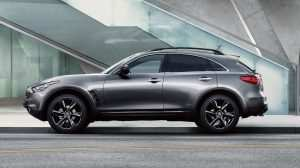 68 The New Infiniti Qx70 2020 Review and Release date