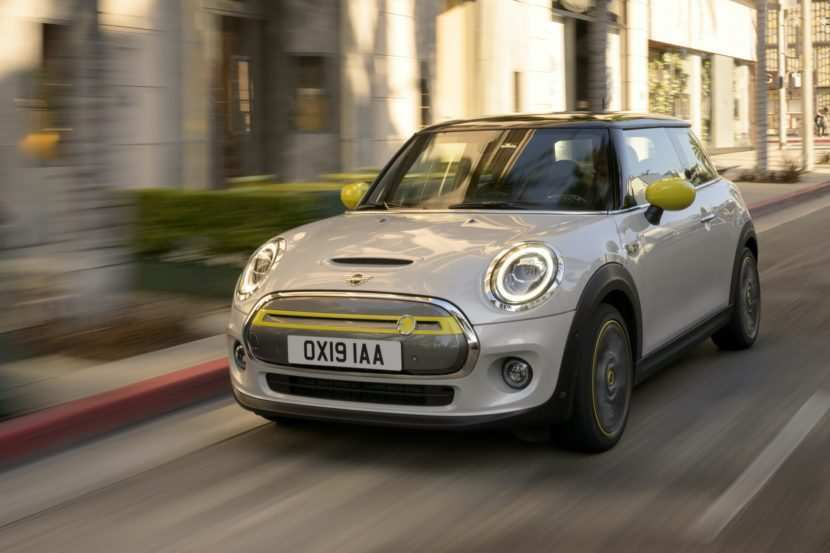 69 A 2019 Electric Mini Cooper Review And Release Date