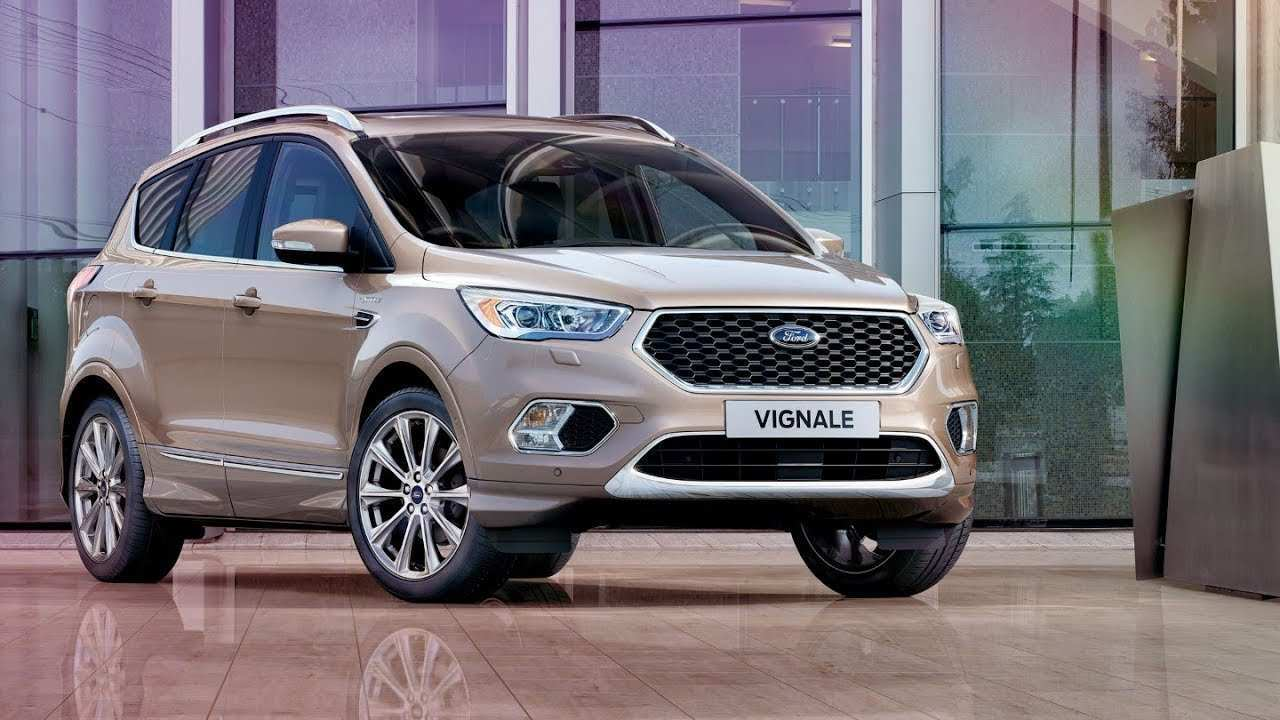 69 A 2019 Ford Escape Release Date Research New