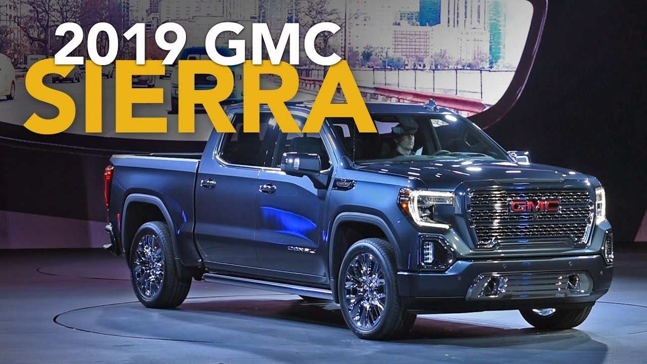 69 A 2019 Gmc Sierra Images Research New